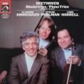 パールマン、アシュケナージ&ハレルのベートーヴェン/ピアノ三重奏曲全集 独EMI 3036 LP レコード