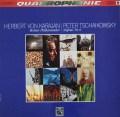 カラヤンのチャイコフスキー/交響曲第6番「悲愴」 独EMI 3023 LP レコード