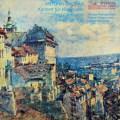 ロストロポーヴィチ&カラヤンのドヴォルザーク/チェロ協奏曲 独ETERNA 2928 LP レコード