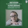 ブレンデル&ハイティンクのベートーヴェン/ピアノ協奏曲第5番「皇帝」 蘭PHILIPS 2905 LP レコード