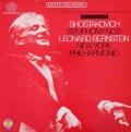 【東京ライヴ】かkバーンスタインのショスタコーヴィチ/交響曲第5番 独CBS 2928 LP レコード