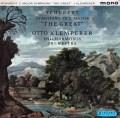 クレンペラーのシューベルト/交響曲第8(9)番「ザ・グレイト」 英Columbia 2905 LP レコード