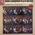 【内袋未開封】 リヒテル&ムーティのモーツァルト/ピアノ協奏曲第22番ほか 独EMI 3023 LP レコード