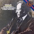 マゼールのマーラー/交響曲第1番「巨人」 蘭CBS 2928 LP レコード