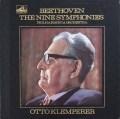 クレンペラーのベートーヴェン/交響曲全集 英EMI 2920 LP レコード