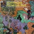 アンセルメのリムスキー=コルサコフ/交響組曲「シェヘラザード」ほか 独DECCA 2928 LP レコード