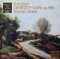 ウィーン・オクテットのシューベルト/八重奏曲 独DECCA 2928 LP レコード