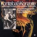 シュトライヒャーのヴァンハル/コントラバス協奏曲ほか 独TELEFUNKEN 3017 LP レコード