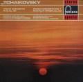 オークレールのチャイコフスキー/ヴァイオリン協奏曲ほか 英fontana 3023 LP レコード