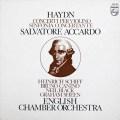 アッカルドのハイドン/協奏曲集 蘭PHILIPS 3023 LP レコード