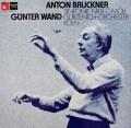 ヴァントのブルックナー/交響曲第8番 独HM 2928 LP レコード