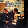 【オリジナル盤】 バレンボイム&クレンペラーのモーツァルト/ピアノ協奏曲第25番ほか 英columbia(EMI) 2928 LP レコード