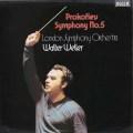 【オリジナル盤】 ウェラーのプロコフィエフ/交響曲第5番 英DECCA 3035 LP レコード
