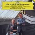 ミンツ&アバドのブラームス/ヴァイオリン協奏曲ほか 独DGG 3035 LP レコード