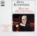 クレンペラーのモーツァルト/序曲集 独EMI 3017 LP レコード