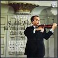 シェリングのモーツァルト/ヴァイオリン協奏曲全曲ほか 蘭PHILIPS 3023 LP レコード