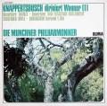 クナッパーツブッシュのワーグナー/作品集 第1集 独GLORIA 3017 LP レコード
