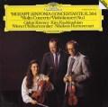 クレーメル&アーノンクールらのモーツァルト/ヴァイオリン協奏曲第1番ほか 独DGG 3035 LP レコード