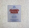 リヒターのバッハ/「ヨハネ受難曲」全曲 独ARCHIV 3023 LP レコード