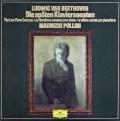 ポリーニのベートーヴェン/後期ピアノソナタ集 独DGG 3023 LP レコード