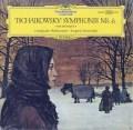 ムラヴィンスキーのチャイコフスキー/交響曲第6番「悲愴」 独DGG 2928 LP レコード