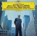 クーベリックのドヴォルザーク/交響曲第9番「新世界より」 独DGG 3035 LP レコード