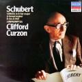 カーゾンのシューベルト/ピアノソナタ第21番ほか  蘭DECCA 3017 LP レコード