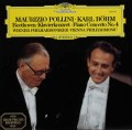 ポリーニ&ベームのベートーヴェン/ピアノ協奏曲第4番 独DGG 2905 LP レコード