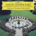 オルフェウス室内管弦楽団のハイドン/交響曲第48&49番 独DGG 2928 LP レコード