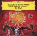 小澤のラヴェル/「ダフニスとクロエ」全曲 独DGG 2928 LP レコード
