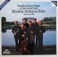 ムジカ・アンティクア・ケルンのパッヘルベル/カノンとジーグほか 独ARCHIV 3035 LP レコード