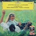 カラヤンのヴィヴァルディ/ヴァイオリン協奏曲「恋人」ほか 独DGG 2928 LP レコード