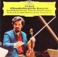 ズッカーマンのバッハ/ブランデンブルク協奏曲全曲 独DGG 2928 LP レコード
