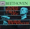 【疑似ステレオ】フルトヴェングラーのベートーヴェン/交響曲第5番「運命」 独EMI 3035 LP レコード