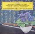 トレチェク、トリップ&ベームのモーツァルト/協奏曲集 独DGG 2928 LP レコード