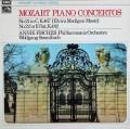 アニー・フィッシャー&サヴァリッシュのモーツァルト/ピアノ協奏曲第21&22番 英EMI 3035 LP レコード