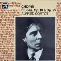 コルトーのショパン/エチュード作品10&25 仏EMI(VSM) 3035 LP レコード