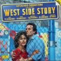 バーンスタインの自作自演/「ウエスト・サイド・ストーリー」 蘭DGG 2928 LP レコード