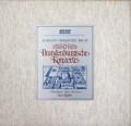 リヒターのバッハ/ブランデンブルク協奏曲全曲 独ARCHIV 2928 LP レコード