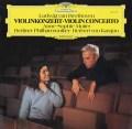 ムター&カラヤンのベートーヴェン/ヴァイオリン協奏曲 独DGG 2905 LP レコード