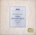 リヒターのバッハ/「管弦楽組曲」全集 独ARCHIV 2928 LP レコード