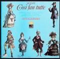 【オリジナル盤】クレンペラーのモーツァルト/「コシ・ファン・トゥッテ」 英EMI 2928 LP レコード