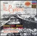 【未開封】 カラヤンのプッチーニ/「ボエーム」全曲  独DECCA 3017 LP レコード