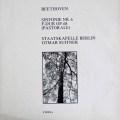 スウィトナーのベートーヴェン/交響曲第6番「田園」 独ETERNA 2836 LP レコード
