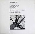 スウィトナーのベートーヴェン/交響曲第3番「英雄」 独ETERNA 2836 LP レコード