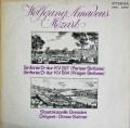 スウィトナーのモーツァルト/交響曲第31番「パリ」&第38番「プラハ」 独ETERNA 2836 LP レコード