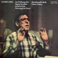 スウィトナーのグリーグ/組曲「ホルベアの時代から」ほか 独ETERNA  2836 LP レコード