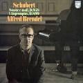 ブレンデルのシューベルト/ピアノソナタ第19番ほか 蘭PHILIPS 2914 LP レコード