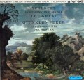 クレンペラーのシューベルト/交響曲第8(9)番「ザ・グレイト」 英Columbia 3025 LP レコード