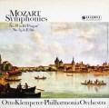 クレンペラーのモーツァルト/交響曲第38番「プラハ」&第39番 英Columbia 3025 LP レコード